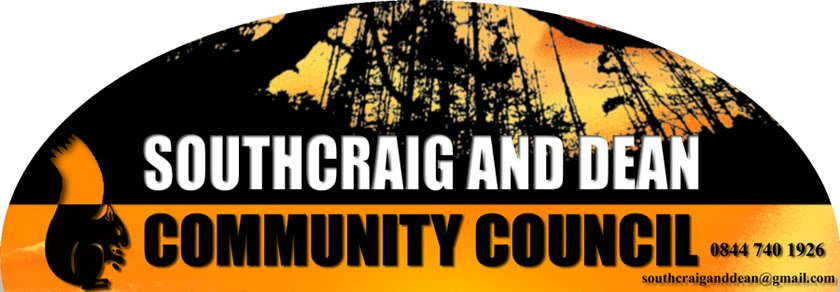 Southcraig & Dean Community Council