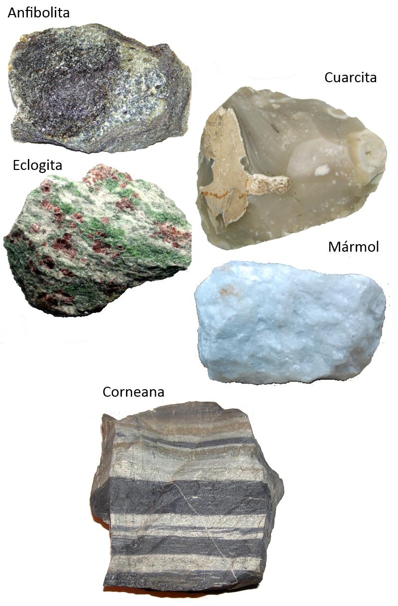 Entiendes la ciencia metamorfismo y rocas metam rficas for Nombre de la roca