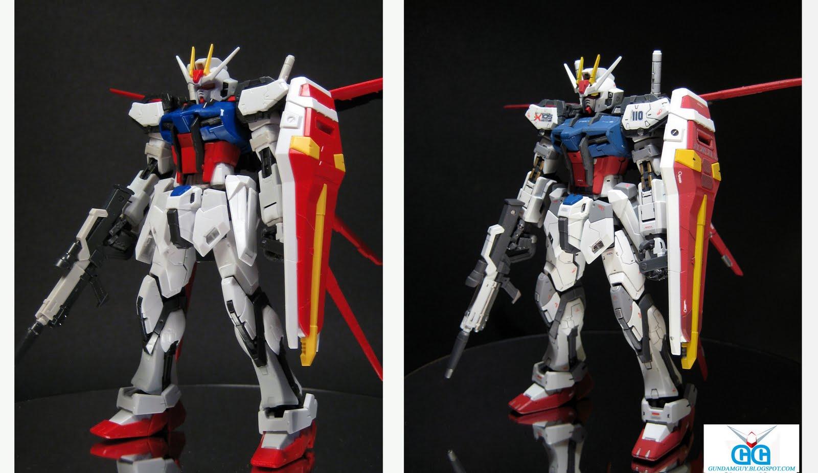 Using Gundam Paint Markers