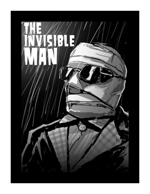 invisible man character sketch Character sketch if invisible man has a happy ending, it is because the invisible man is able to recognize himself as invisible, yet at the same time, accept that he.
