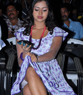 Amala paul Hot pics at music launch function