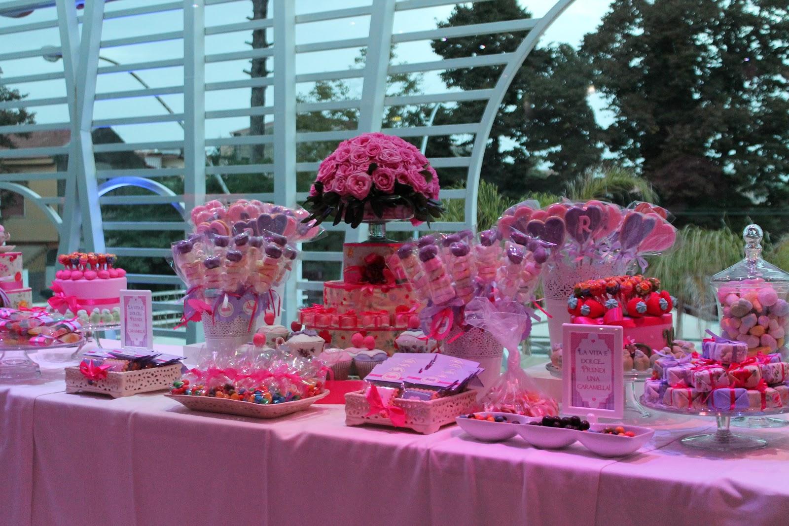 Sugar ottobre 2012 - Tavolo per prima comunione ...