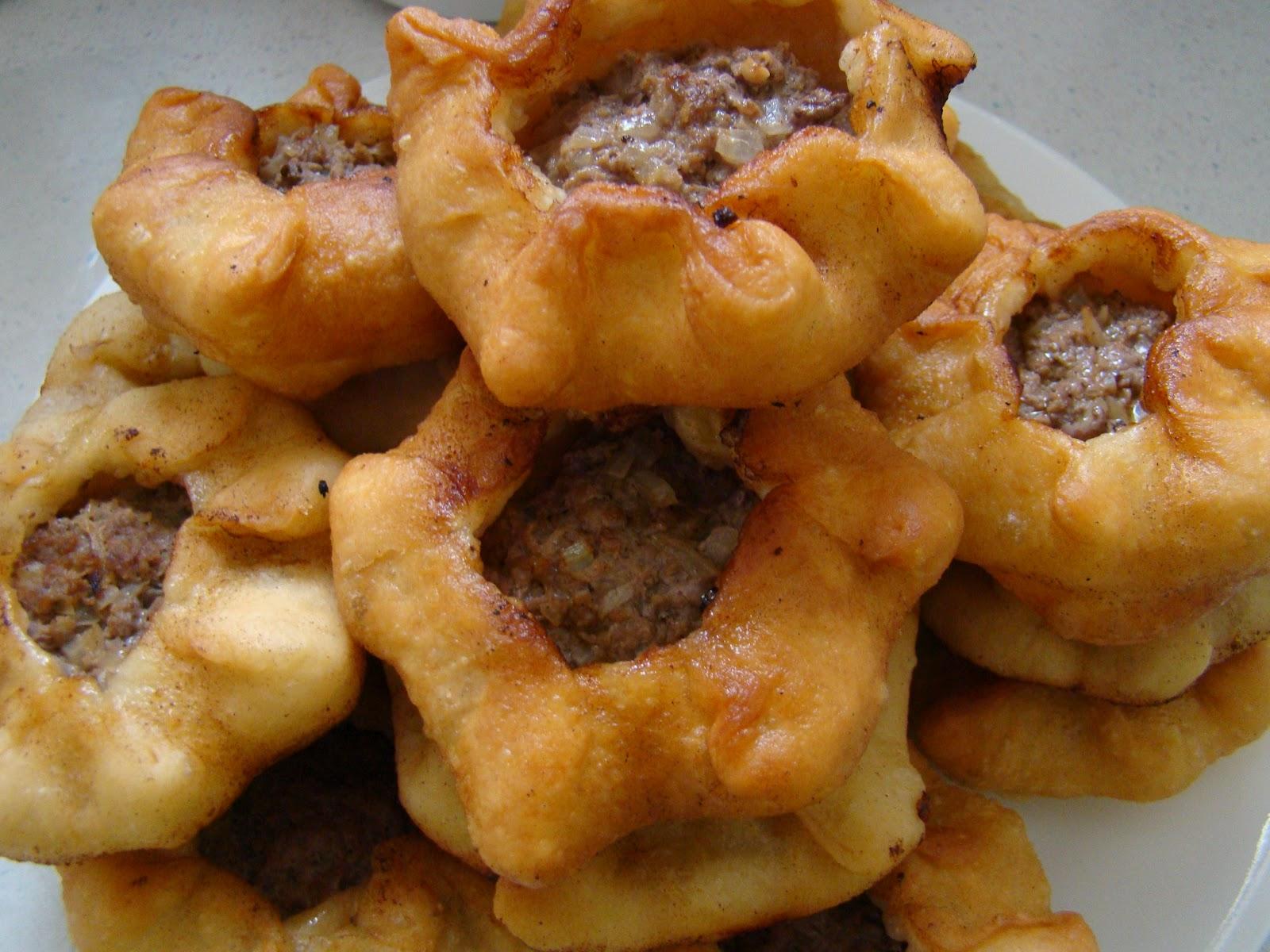 Беляши с картошкой в духовке рецепт с пошаговый рецепт