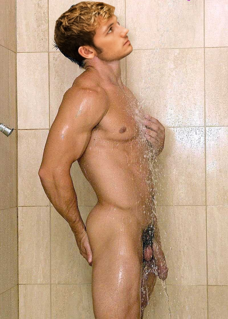 Ann kathy nude shower
