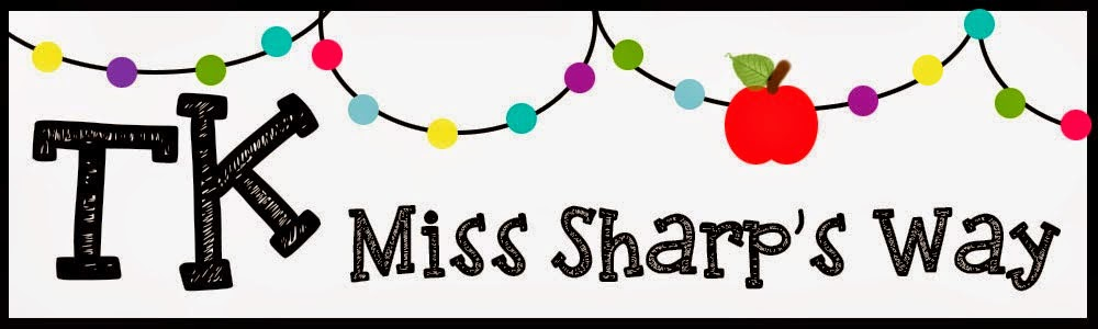 TK Miss Sharp's Way