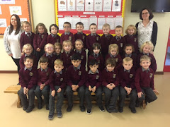 Hello from Junior Infants!