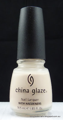China Glaze Australian Alabaster