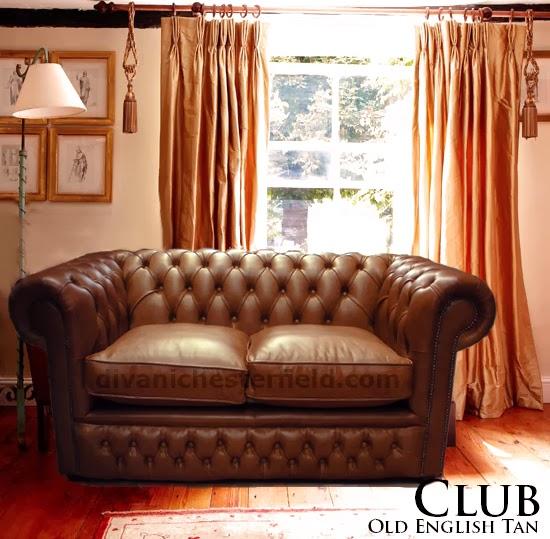 Divani chesterfield vintage usati e nuovi divani chester for Divano 8 posti pelle