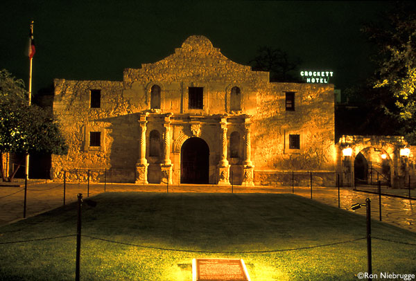 today apparitions appear tostaff and tourists at the alamo in fact