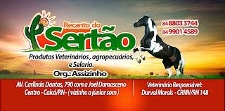 Visite a Loja Recanto do Sertão.
