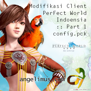tutorial perfect world indonesia config.pck pwtool