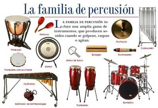 La Página de Omar Montilla: Datos sobre los instrumentos de percusión