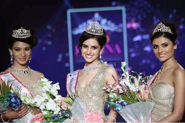 Koyal Rana won Miss India 2014