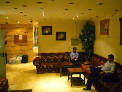 Burj al-Sultan Hotel