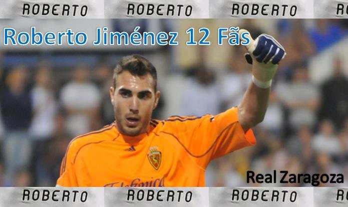 Roberto Jiménez 12 Fãs