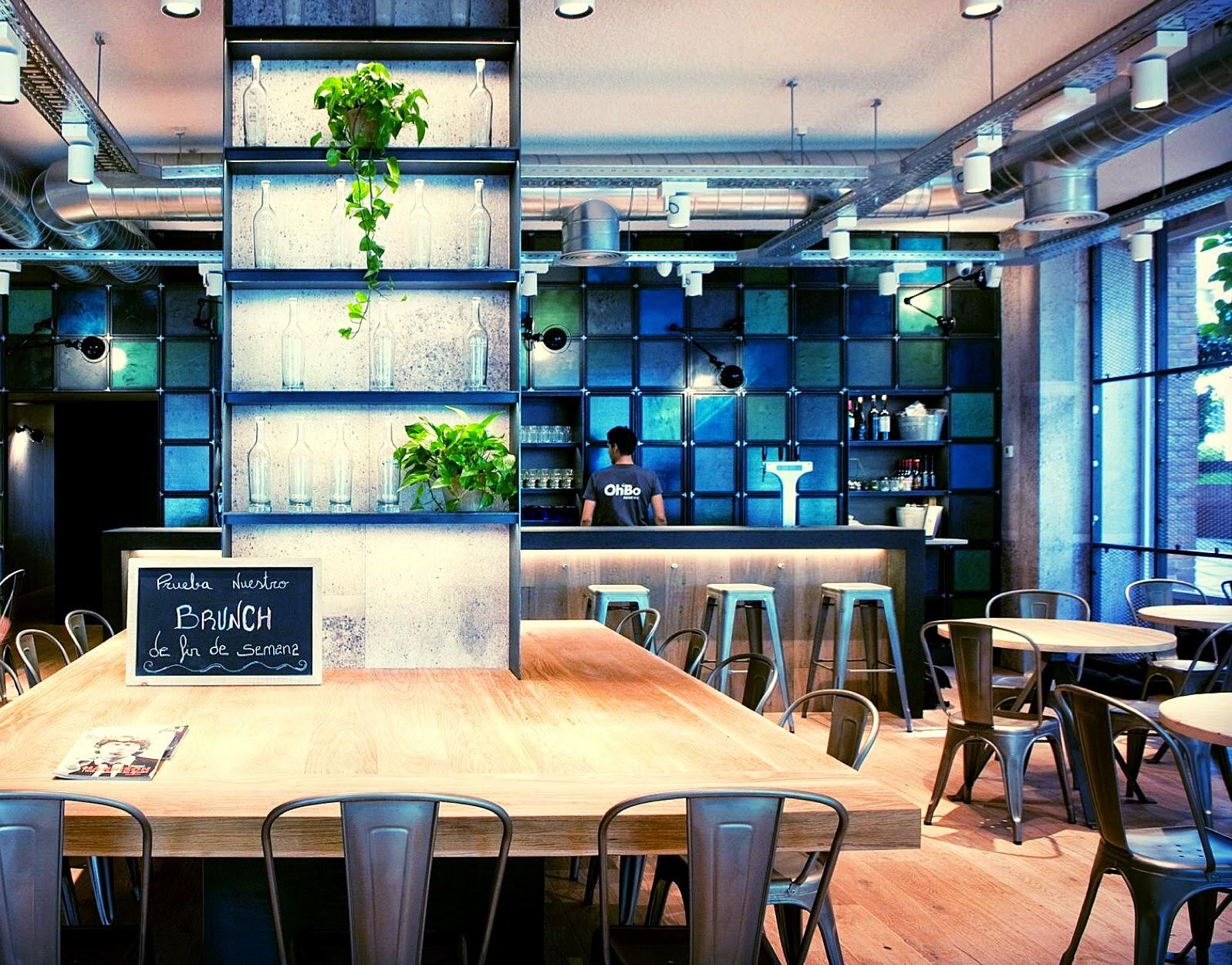 OhBo Organic Cafè