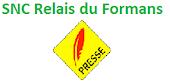 SNC Relais du Formans