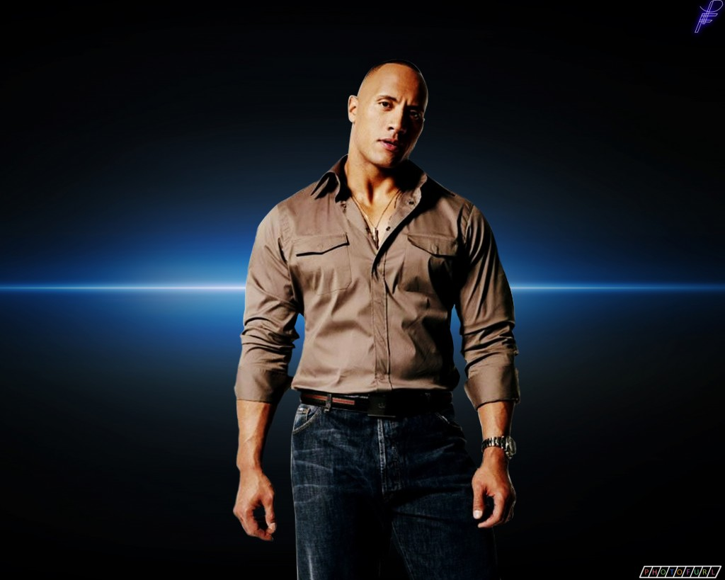 The Rock New HD Wallpapers 2012