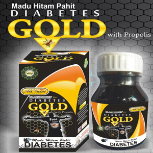 Madu hitam pahit diabetes