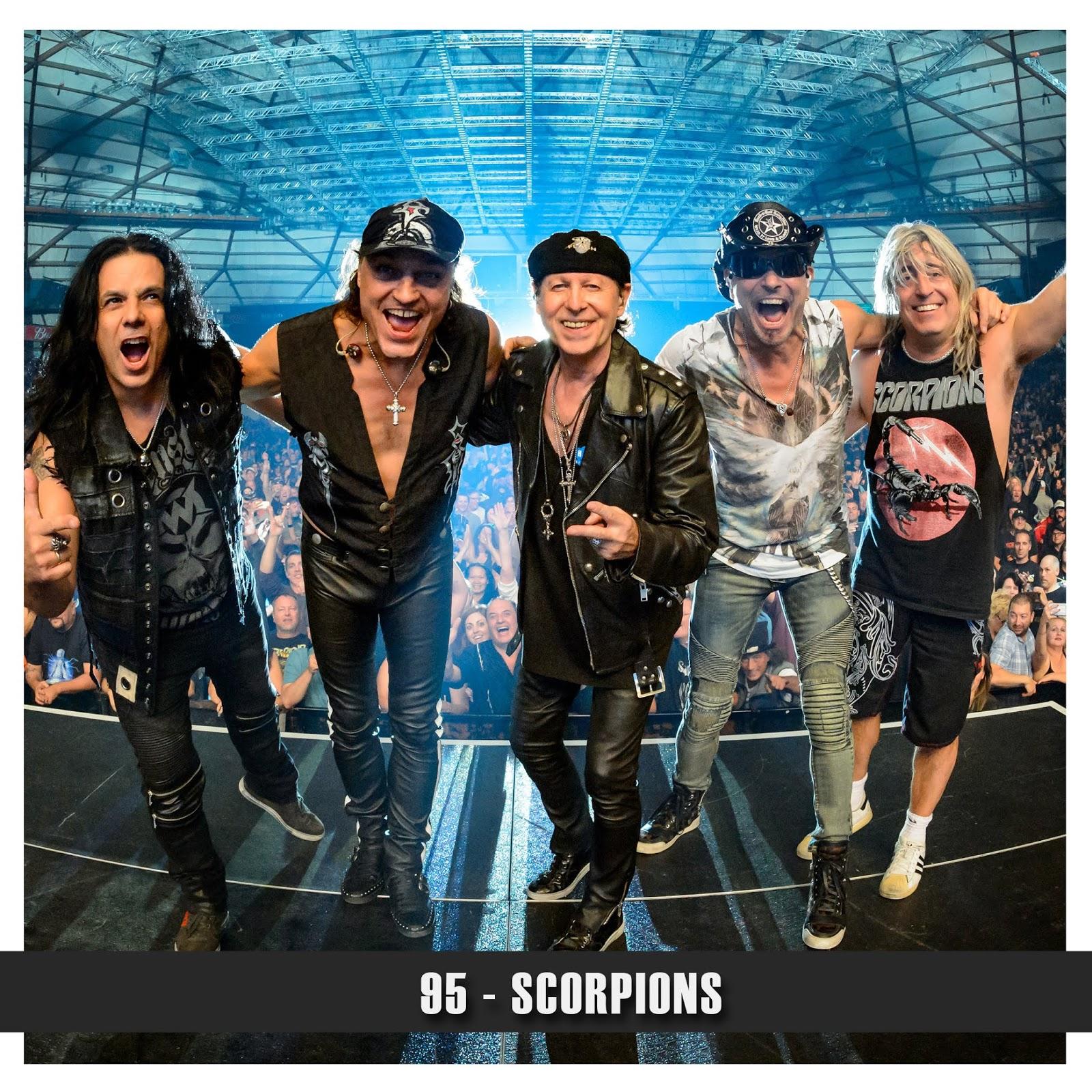 Doublecast 95 - Scorpions