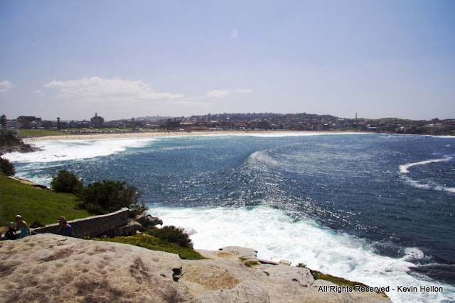 View from Marks Par, Eastern Suburbs, Sydney, Australia