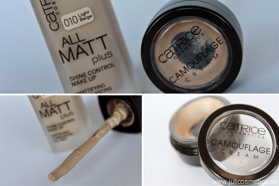 One Brand Make-up mit Catrice Produkten