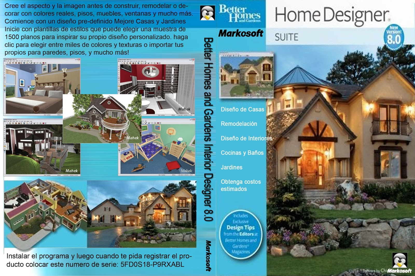 Portadas arquitecura e ingenieria caterpillar sis - Better homes and gardens interior designer ...