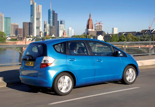 Blue Honda Jazz Diesel Picture gallery