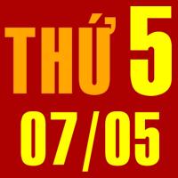 Tử vi 7/5/2015 Thứ Năm - Gieo quẻ hôm nay