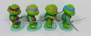 Jual Action Figure Teenage Mutant Ninja Turtles Chibi