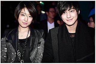 la actriz joven famosa park shin hye, revela su relacion amorosa con el oppa kim bum, dijo que estos 2 años habian sido los mejores de su vida al lado de su oppa ....