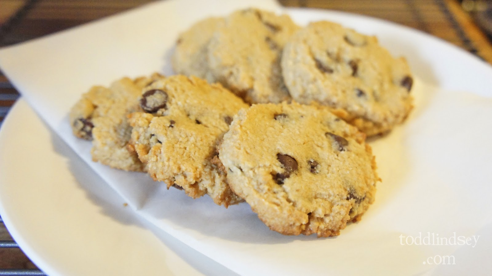 Domer Home: Chocolate Chip Cookies (Low Carb)