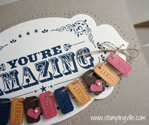 You Re Amazing Funny: Stampin' Up! Convention Make & Take Projects