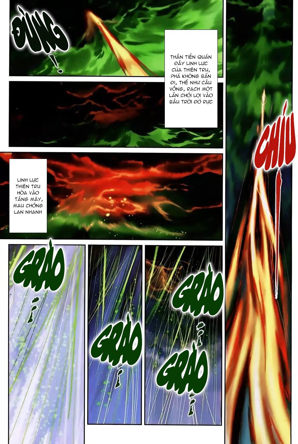 Thần binh huyền kỳ 3 - 3.5 tập 185 - 3