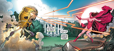 AVX  #0 by Brian Michael Bendis (S) & Frank Cho (A)