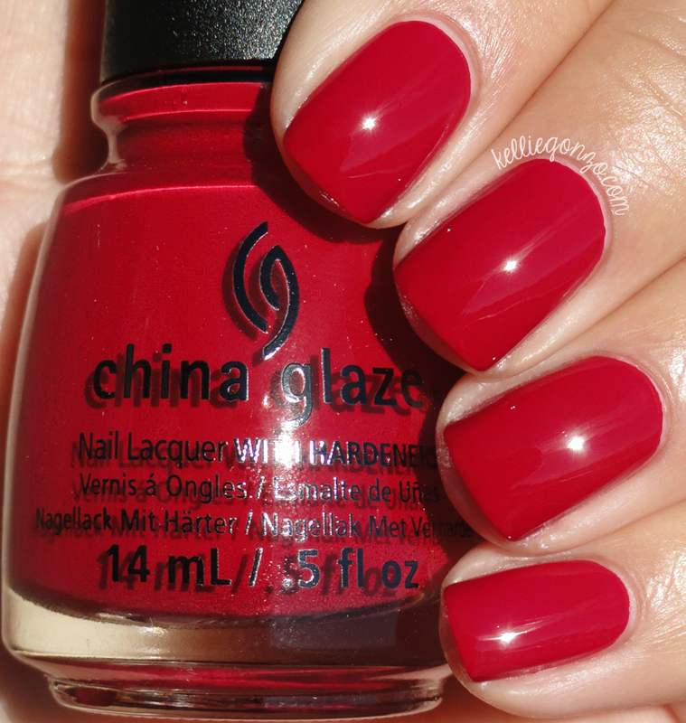 China Glaze Tip Your Hat