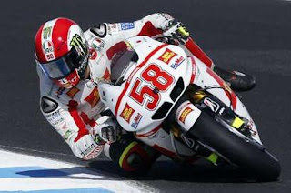marco simoncelli crash