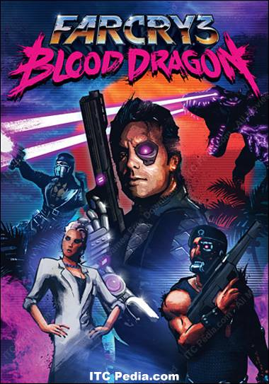 Far Cry 3: Blood Dragon 2013 - P2P