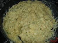 Croquetas de tortilla - leche integrada