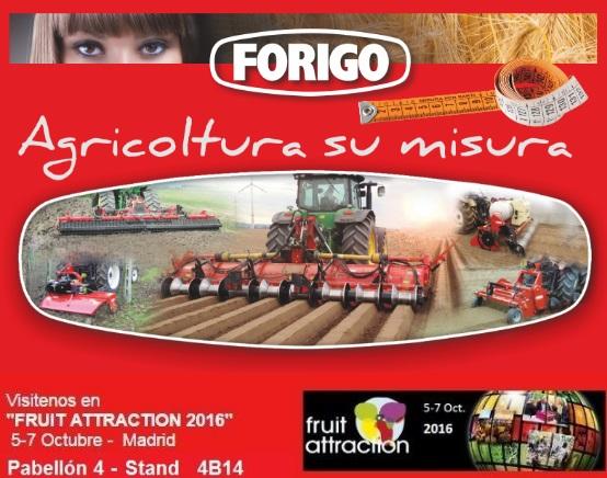 VISITANOS en Fruit Attraction, 2016: imprime TU ENTRADA