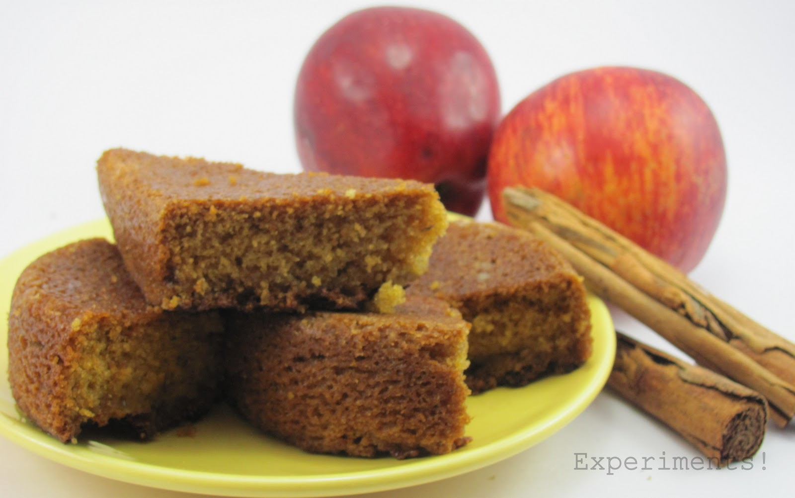 Healthy Apple Cake Whole Wheat Flour