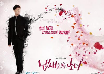 Biodata Pemain Drama The Girl Who Sees Smells