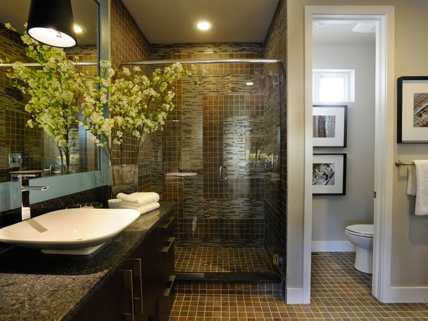 Bathroom ideas zona berita small master bathroom designs for Master bathroom ideas photo gallery