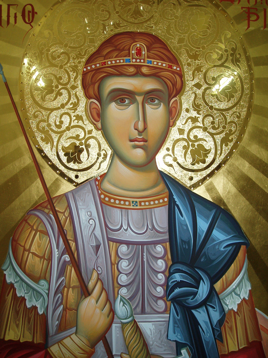 Full of Grace and Truth: The Veneration of St. Demetrios ...