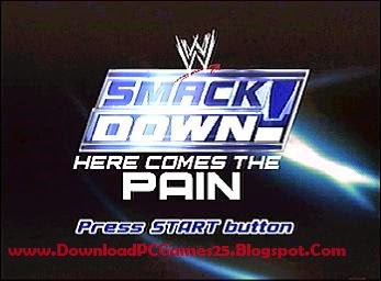 Smackdown Here Comes The Pain Roster