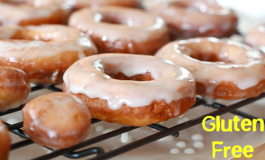 Gluten Free Raised Doughnuts Recipes — Dishmaps