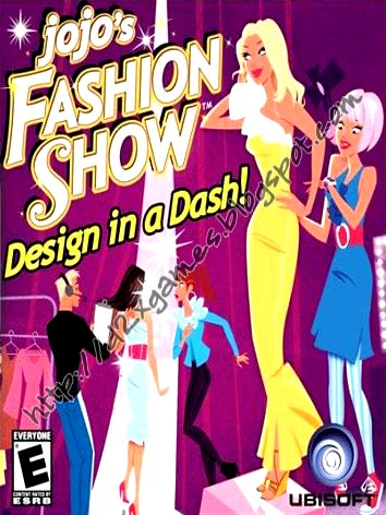Free Download Games - Jojo Fashion Show