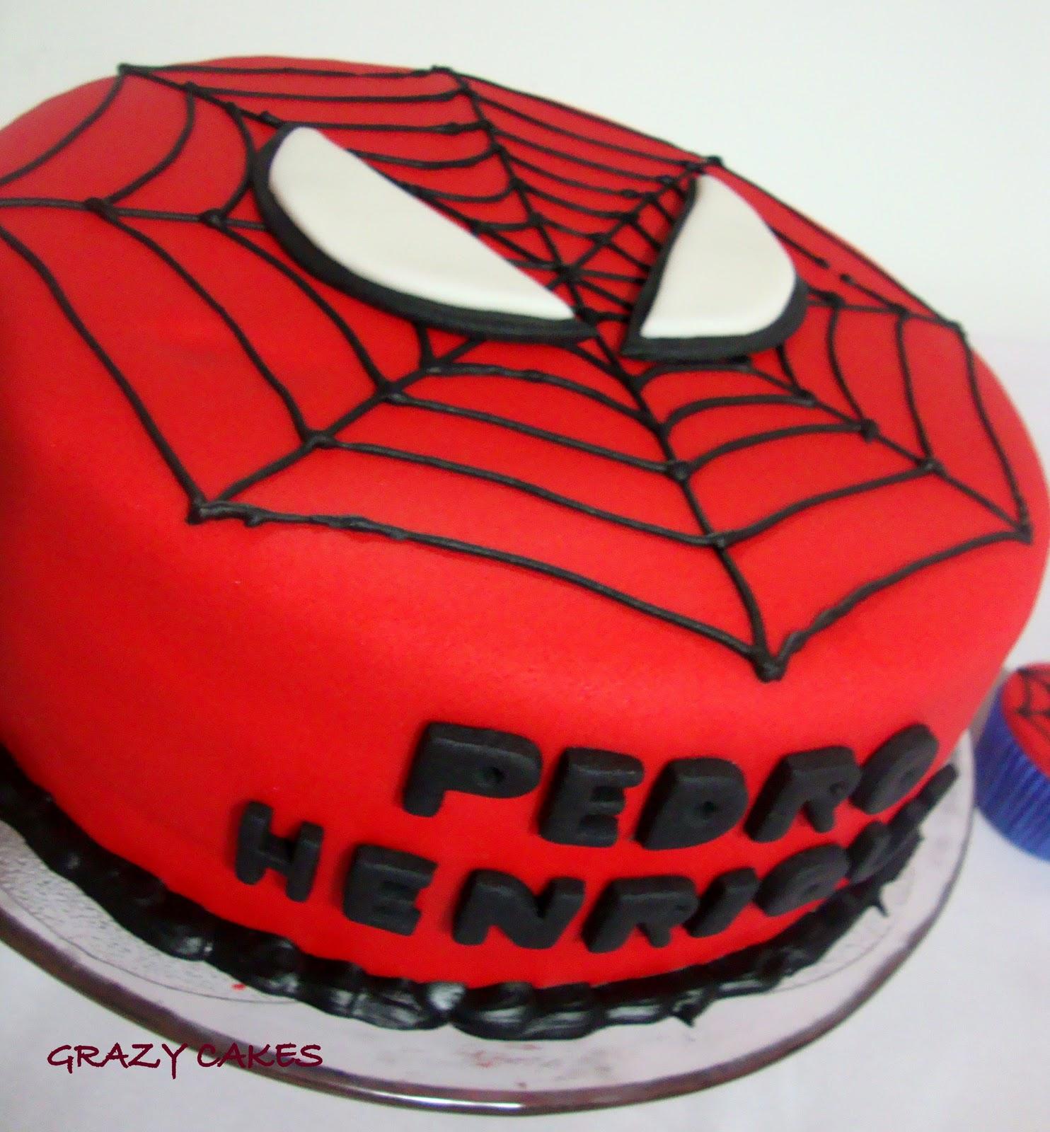 Grazy cakes 2011 bolo homem aranha altavistaventures Image collections
