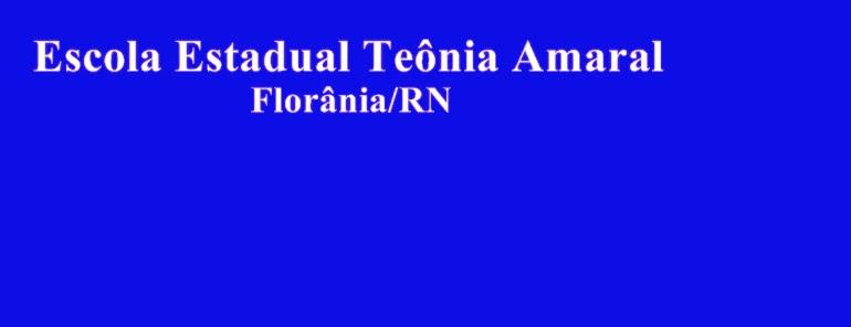 Escola Estadual Teônia Amaral