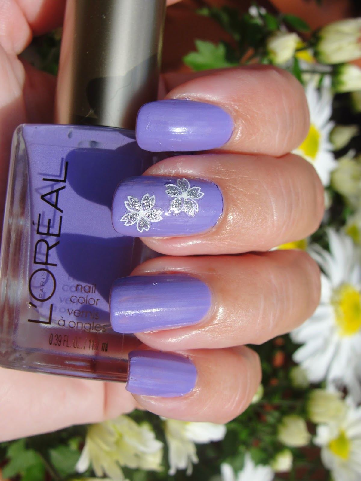 Nail Designs with Flowers